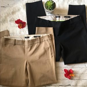 Bundle: J. Crew Minnie Stretch Work Pants